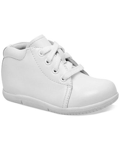 White Diamond Baby Shoes