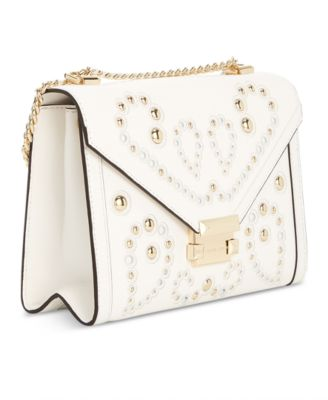 Whitney large shoulder bag - White Michael Michael Kors tl7TsPnZ