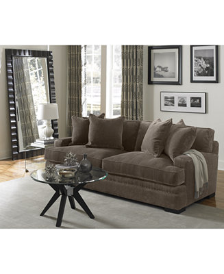 Teddy Fabric Sofa Living Room Furniture Sets Pieces