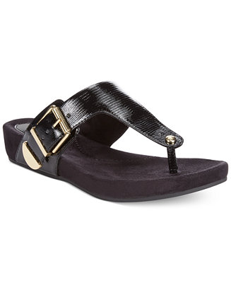 Giani Bernini Ryanne Footbed Sandals Only At Macy S