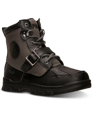 Polo Ralph Lauren Boys Boots from Finish Line Finish
