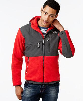 The North Face Jackets Polartec Denali Fleece Hooded