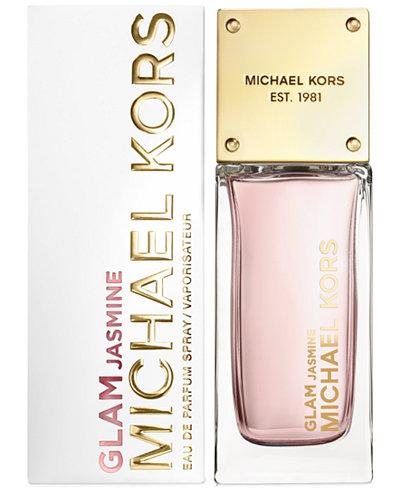 michael kors glam jasmine eau de parfum spray 1 7 oz. Black Bedroom Furniture Sets. Home Design Ideas