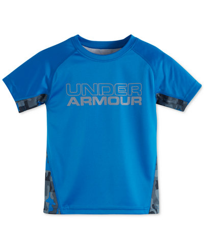 Under armour little boys 39 graphic print t shirt shirts for Under armour printed t shirts