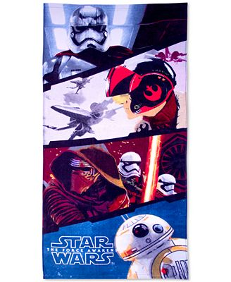 Jay Franco Star Wars Episode 7 Battle Front Beach Towel