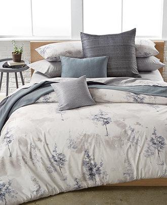 Calvin klein alpine meadow bedding collection bedding Calvin klein bedding