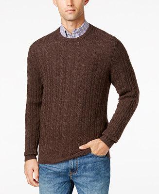 macys mens sweaters