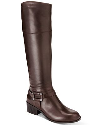 alfani biliee wide calf boots only at macy s