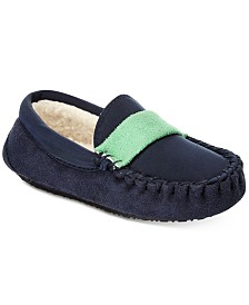 Tennessee Titans Moccasin Slippers - Tan