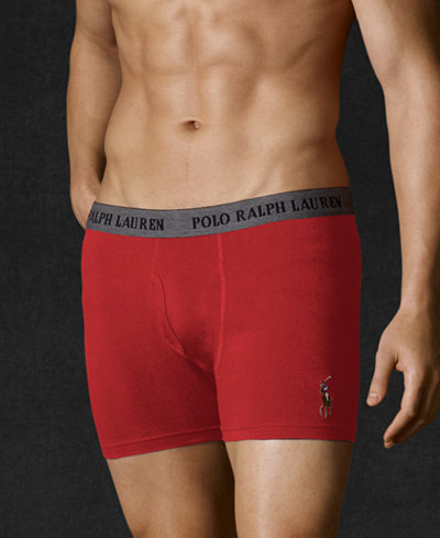 polo ralph lauren men 39 s stretch jersey boxer briefs. Black Bedroom Furniture Sets. Home Design Ideas