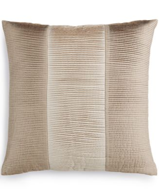 Hotel Collection Mulberry Decorative Pillows : Hotel Collection Manhattan Stripe 20