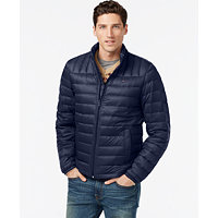 Tommy Hilfiger Nylon Packable Mens Jacket (Multiple Colors)