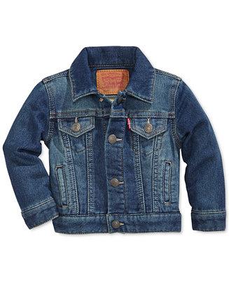 Levi S 174 Baby Boys Trucker Denim Jacket Coats Amp Jackets