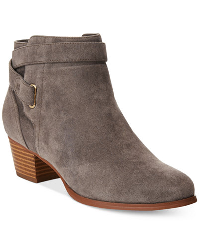 Giani Bernini Oleesia Booties Only At Macy S Boots