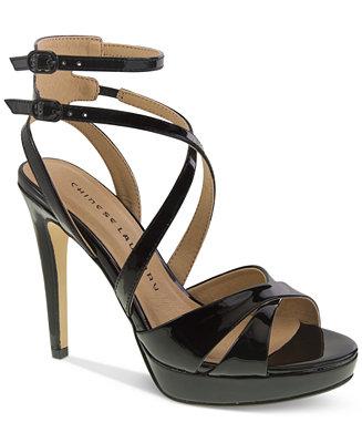 Chinese Laundry Highlight Platform Dress Sandals Sandals