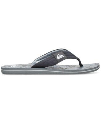 Quiksilver Mens Molokai Layback Sandals