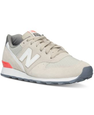 New Balance Women\u0026#39;s 696 Summer Utility Casual Sneakers from Finish Line
