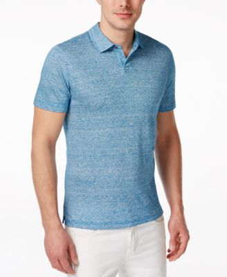 Michael Kors Mens Open Polo