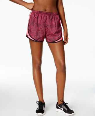 Nike Canopy Dri-FIT Printed Tempo Shorts