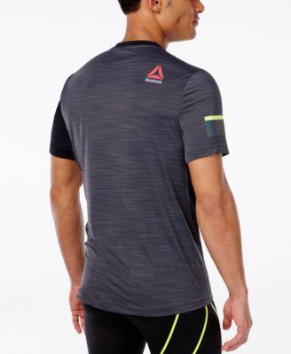 Reebok Mens Running Graphic T-Shirt