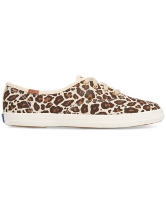 Keds Womens Champion Animal Sneakers