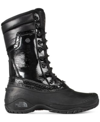 The North Face Womens Shellista Mid Luxe Cold-Weather Boots