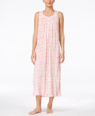 Eileen West Ruffle-Trim Nightgown