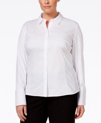 Calvin Klein Plus Size Fit Solutions W..