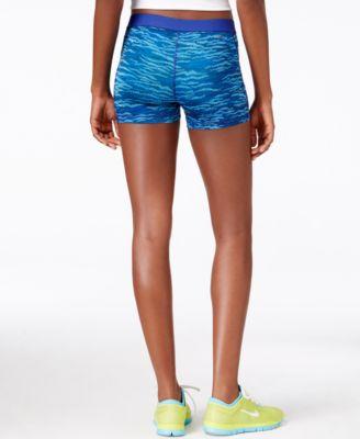 Nike Pro Hypercool Reflect Printed Shorts