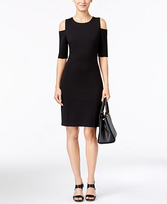 Michael Kors Black Dress Size Small See more like this. Michael Kors Women's Black Sweater Dress Zipper Details Size M. Pre-Owned · Michael Kors · Size (Women's):M. $ or Best Offer +$ shipping. Women's Sporty Zip Halter Dress ⭐ Michael Kors Black Small NWT See more like this.