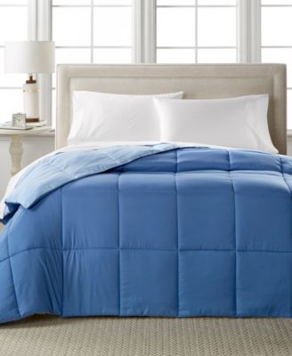 Home Design Down Alternative Color Full Queen Comforter Hypoallergenic Only At Macy 39 S