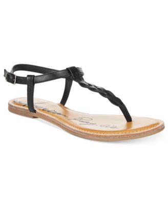 American Rag Krissy Braided Flat Sandals