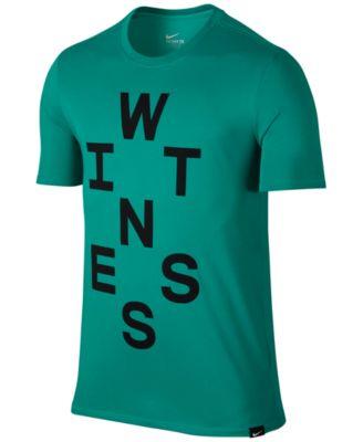 Nike Mens Dri-FIT LeBron T-Shirt