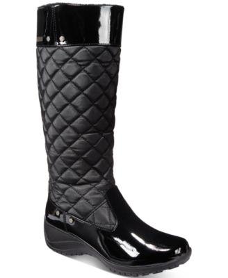 Khombu Womens Merrit Cold-Weather Boots