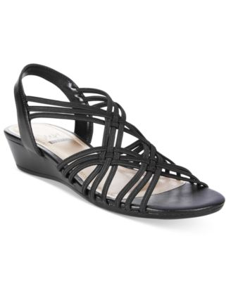 Impo Recent Wedge Sandals