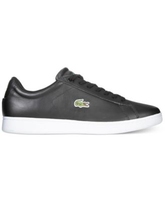 Lacoste Mens Carnaby Leather Sneakers