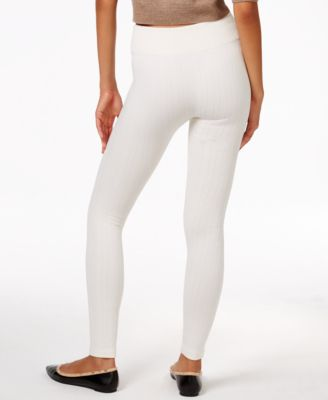 Hue Cable Brushed Seamless Leggings