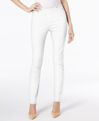 Alfani Petite Pull-On Skinny Pants