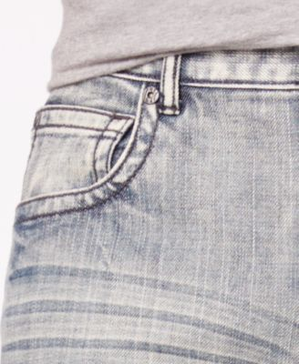 INC International Concepts Mens Daly Relaxed-Fit Jeans