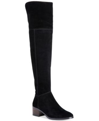 COACH Lucia Over-The-Knee Boots