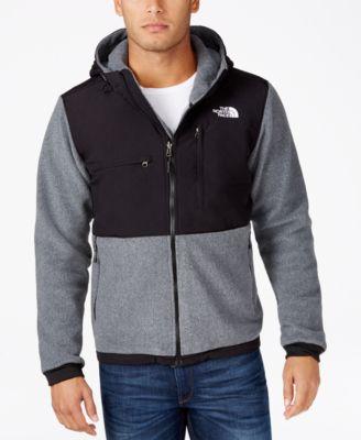The North Face Mens Denali Fleece Zip Hoodie