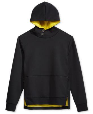 Armani Exchange Mens Hooded Sweatshirt
