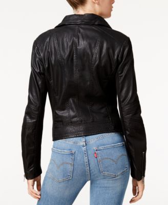 Levis® Faux-Leather Moto Jacket