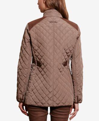 Lauren Ralph Lauren Plus Size Quilted Jacket