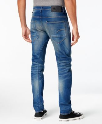 G-Star RAW Mens Arc 3D Slim-Fit Jeans