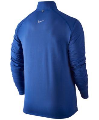 Nike Mens Dry Element Half-Zip Running Top