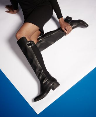 Calvin Klein Womens Cyra Over-The-Knee..