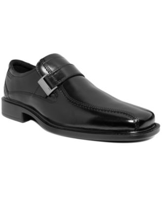 Ecco New Jersey Slip-On Buckle Loafers