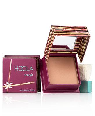 Benefit Cosmetics Hoola Matte Bronzing Powder - Makeup ...