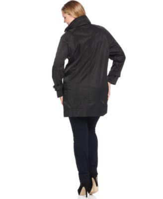 Calvin Klein Plus Size Anorak Jacket